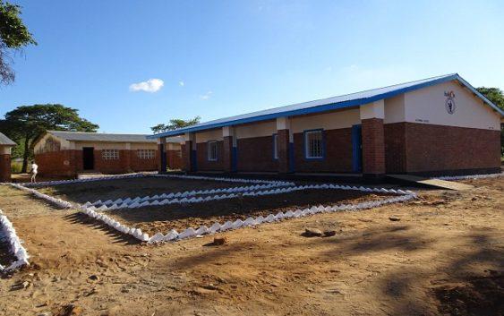 buildOn funds for kasungu