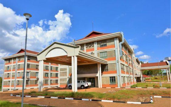 kieni constituency hospital