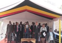 ZIMBABWE PRESIDENT LAUNCH NORTH-SOUTH CORRIDOR ROAD REHABILITATION