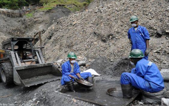 Mining deal between Rwanda and zimbabwe