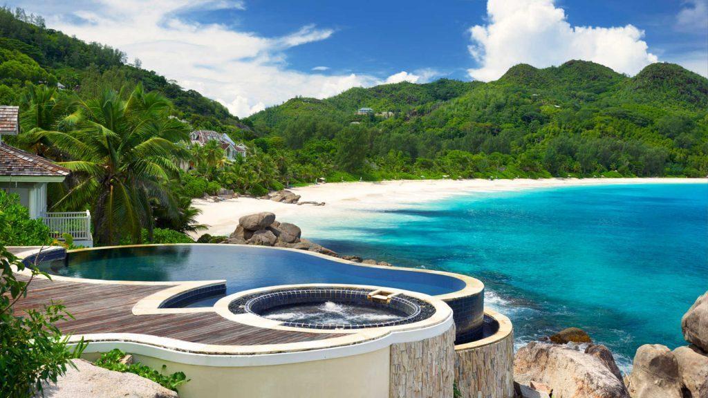 Islands in Seychelles