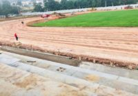 KENYA GUSII STADIUM STILL LACKS PROPER RUNNING TRACKS DESPITE FACELIFT