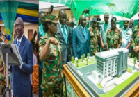 CONSTRUCTION OF THE NEW GHANA ARMY HEADQUATERS