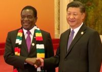 CHINA PLANS TO SUPPORT ZIMBABWE WITH FINANCIAL FUNDS