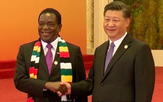 China to support Zimbabwe