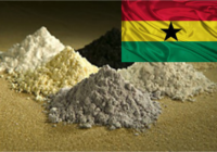 GHANA URGES IT'S PRIVATE SECTOR TO EXPLORE THE ABUNDANT INDUSTRIAL MINERALS