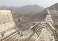 CONSTRUCTION OF ETHIOPIA'S GERD CONTINUES