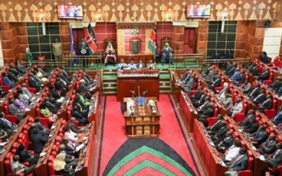 Kenyan lawmakers