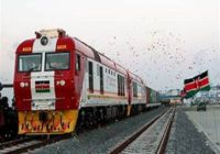 KENYA BEGINS THE SECOND PHASE OF THE RAILWAY PROJECT