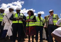 PICTURES: SOD OF LESOTHO HIGHLAND WATER PROJECT