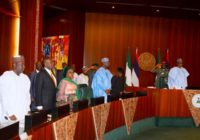 NIGERIA: FEDERAL EXECUTIVE COUNCIL HAS APPROVED MONEY FOR THE CONSTRUCTION OF ROAD IN THREE DIFFERENT STATES