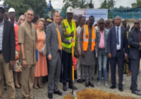 PRESIDENT WEAH BREAK GROUND FOR CONSTRUCTION OF NEW 48-INCH DIAMETER PIPELINE PROJECT