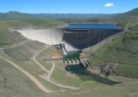 LESOTHO HIGHLANDS WATER PROJECT TUNNEL RESTORED