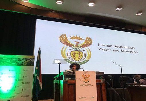 South Africa water master plan