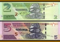 ZIMBABWE'S NEW BANKNOTE WITH WITHDRAWAL LIMIT