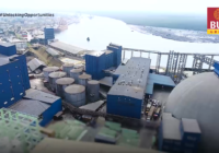 AFRICA'S LARGEST SUGAR REFINERY OPENS IN PORT HARCOURT