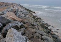 GHANA KICKS OFF THE CONSTRUCTION OF NINGO SEA DEFENSE WALL