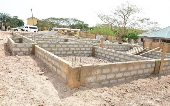 MTN foundation support Dansoman Library project