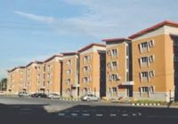 NIGERIA: CONSTRUCTION OF 500 NEW HOUSING UNIT IN BORNO STATE COMMENCES
