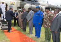KENYA PRESIDENT SET TO UNVEIL SIMBA CEMENT PLANT