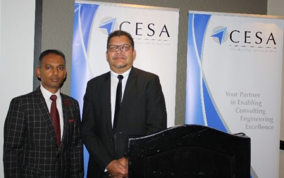 CESA new president call for Engineer-General office