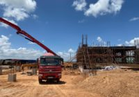 PICTURE: CONSTRUCTION OF KONZA TECHNOPOLIS IN KENYA