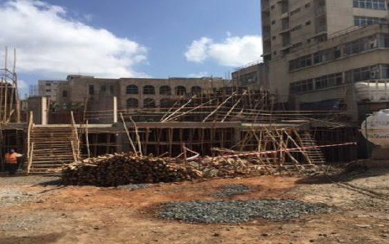 botswana embassy construction