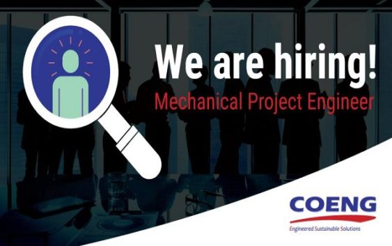 Mechanical Project Engineer at COENG