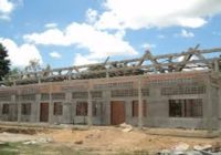 TANZANIA's MBULU DISTRICT HOSPITAL CONSTRUCTION ON POINT