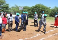 FACTORY CONSTRUCTION IN NAMIBIA KICK-OFF