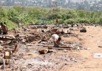 Rwanda degraded wetlands