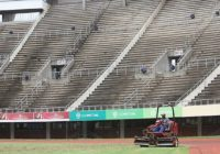 ZIMBABWE GOVERNMENT BEGINS RENOVATION OF NATIONAL SPORT STADIUM