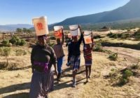 EASTERN SOUTH AFRICA WITHOUT WATER DUE TO LOCK DOWN