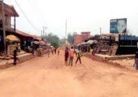 LIBERIA's GENTA-YEKEPA ROAD CONSTRUCTION CONTINUES DESPITE CORONA VIRUS FEARS