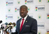GHANA GOVT. DEBUNKED CLAIMS OF ABANDON HOSPITAL PROJECTS