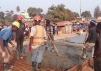 GBARNGA-SALAYEA ROAD PROJECT TO CONTINUE DESPITE CORONA VIRUS FEARS IN LIBERIA