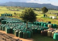 SOUTH AFRICA DSW DELIVER WATER TO LOCAL MUNICIPALITIES