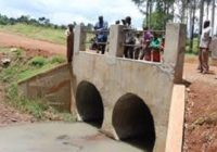 CONSTRUCTION OF TWO BRIDGE IN UGANDA PLEASED RESIDENCE