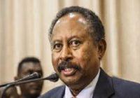 SUDAN PM REVIEW PROGRESS ON RENAISSANCE DAM NEGOTIATION