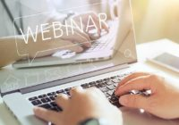 COVID-19: WEBINARS TO ATTEND DURING THIS LOCK DOWN
