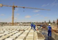 Namibia construction industry