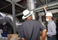 45000 METRIC TONNES CASSAVA PROCESSING PLANT COMMISSIONED IN NIGERIA