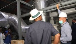 45000 METRIC TONNES CASSAVA PROCESSING PLANT COMMISSIONED IN NIGERIA