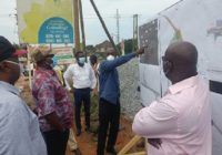 AGYIRINGANOR ROAD RECONSTRUCTION BEGINS IN GHANA