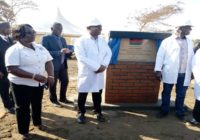MALAWI GOVT. TO CONSTRUCT BRIDGE AFTER GROUND BREAKING CEREMONY