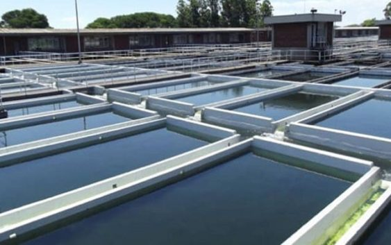 Water treatment plant upgrade