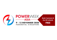 REGISTRATION  OPENS FOR 6TH ANNUAL POWER WEEK ASIA IN SINGAPORE