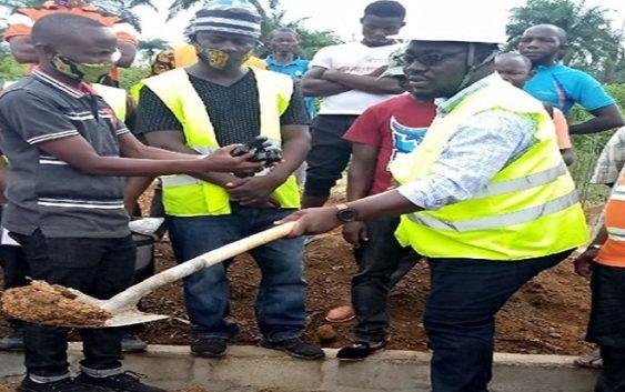 margibi construction ceremony
