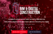 THE WORLD'S LARGEST VIRTUAL EVENT FOR DIGITAL CONSTRUCTION