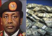 NIGERIA GOVT. WILL NOT USE ABACHA LOOT FOR SOME PROJECTS